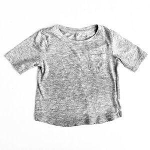 Basic Grey Swing T-Shirt